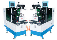 Double Sides Stator Lacing Machine / Electric Motor Coil Winding AC Motor SMT - BZ160
