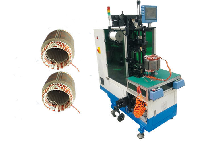 SMT - BZ190 Lacing Machine , Automatic Motor Winding Machine