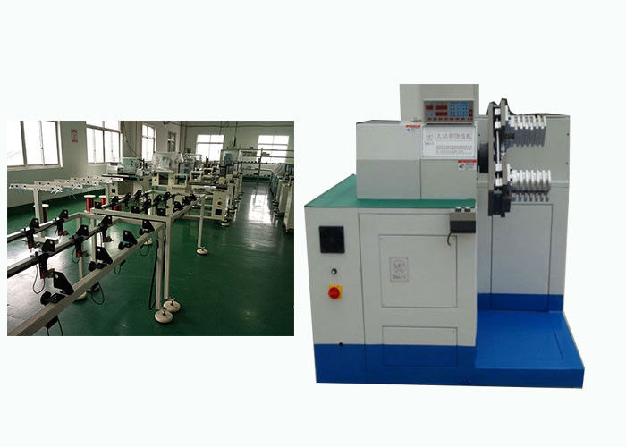 Automatic Motor Stator Coil Making Machine , Motor Winding Equipment