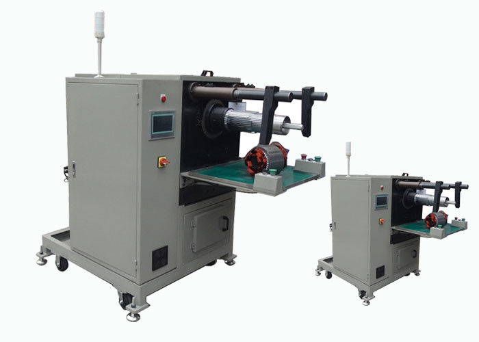 Auto Stator Winding Inserting Machine with AC Servo Motor Driving System SMT-QX10