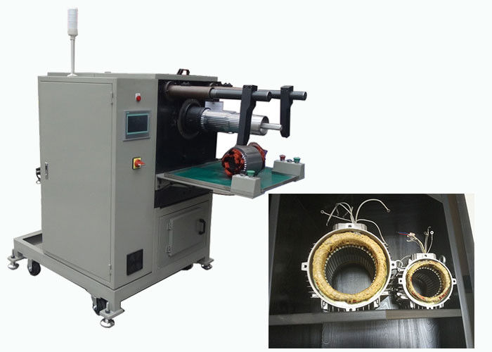 Horizontal Auto Stator Loop Coil Winding Insert Machine SMT-QX10