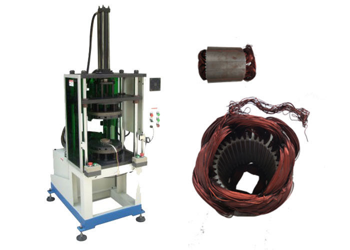 Automatic Stator Winding Coil Forming Machine with Slider SMT - ZZ160 -2
