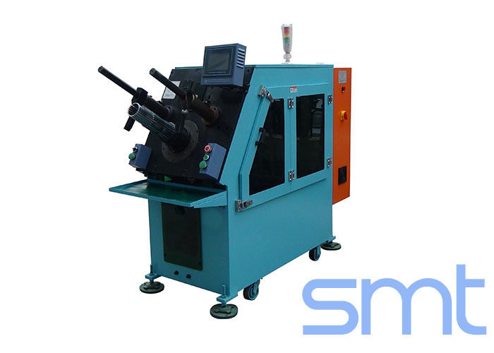 Automatic Induction Motor Winding Equipment SMT - K90 For Energy Automobile Motor