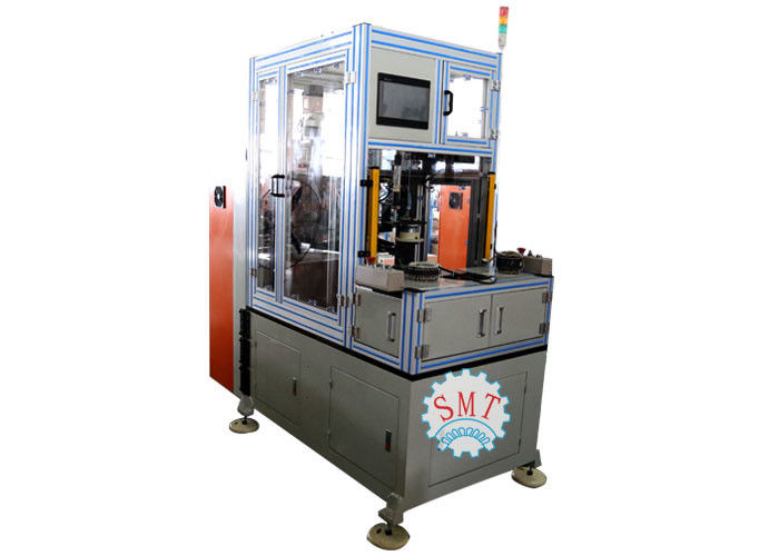 Small Motor Automatic Stator Lacing Machine Wire Coil Winding Machine SMT - DB190
